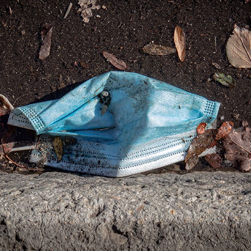 Our Aim - Reduce Litter